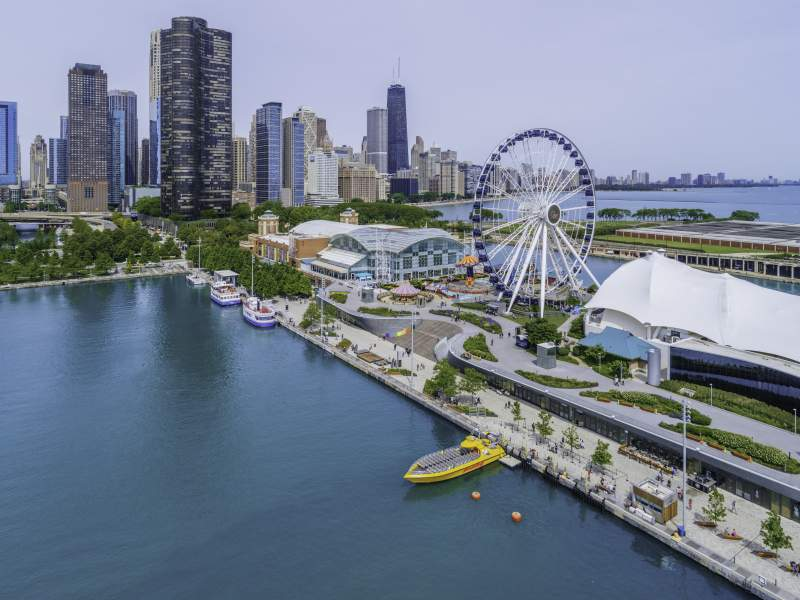 Navy Pier Christmas 2020 Home | Chicago's Waterfront Destination | Navy Pier