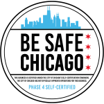 Be Safe Chicago Phase 4 3x3 1